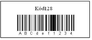 kód128